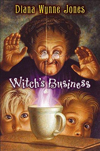 9780060087821: Witch's Business (Chrestomanci Books)