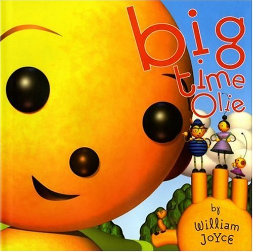 9780060088125: Big Time Olie (Rolie Polie Olie)
