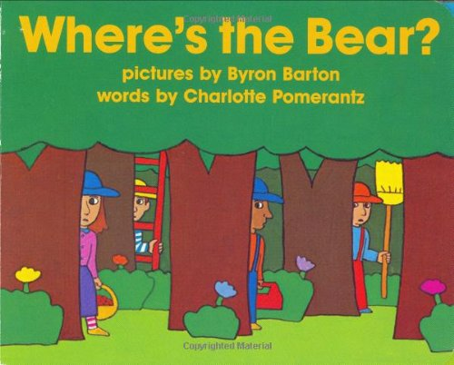 9780060088200: Where's the Bear? Board Book