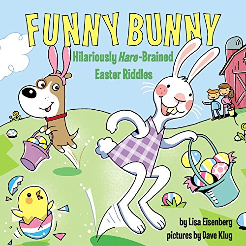9780060088217: Funny Bunny: Hilariously Hare-Brained Easter Riddles (Riddle in the Middle)