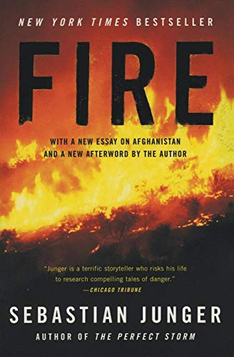 Fire Paperback By Sebastian Junger Harper Perennial United  View Larger Image Proposal Essay Example also Examples Of Proposal Essays  Business Plan Writers Grand Rapids Mi