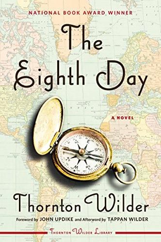 9780060088910: The Eighth Day: A Novel