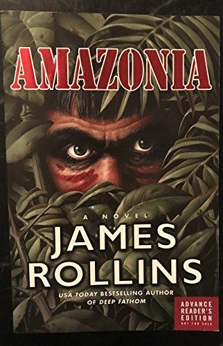9780060089061: Amazonia [Taschenbuch] by ROLLINS, JAMES