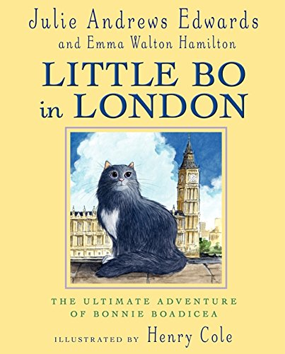9780060089115: Little Bo in London: The Ultimate Adventure of Bonnie Boadicea