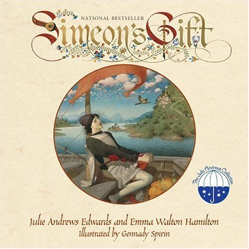 9780060089160: Simeon's Gift (Julie Andrews Collection)