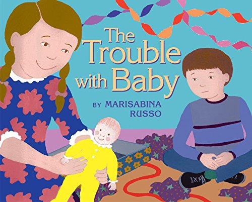 9780060089245: The Trouble with Baby