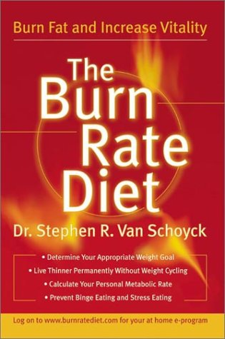 9780060089474: The Burn Rate Diet: The New Mind-Body Treatment for Permanent Weight Control