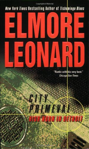 9780060089580: City Primeval: High Noon in Detroit