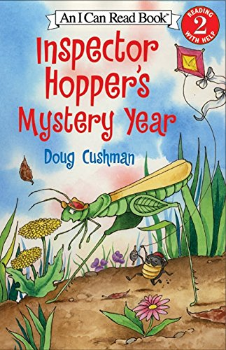 9780060089641: Inspector Hopper's Mystery Year (I Can Read Level 2)