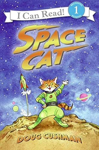 9780060089672: Space Cat (I Can Read Book 1)