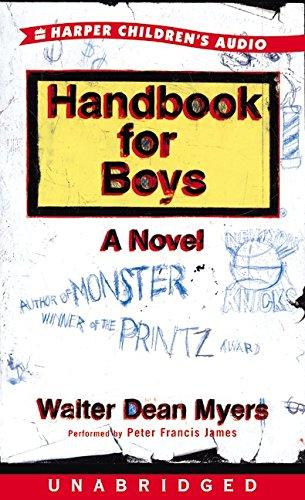9780060089689: Handbook for boys