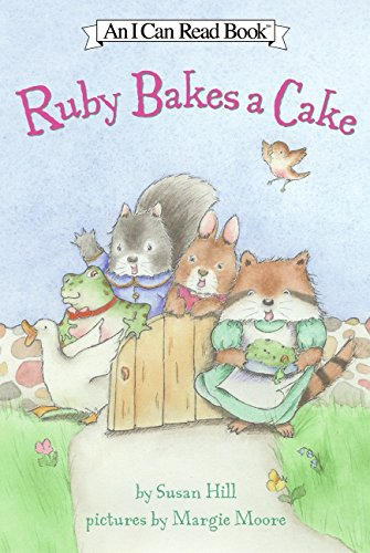 9780060089757: Ruby Bakes a Cake (I Can Read Book 1)