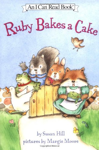 9780060089764: Ruby Bakes a Cake (I Can Read Book 1)