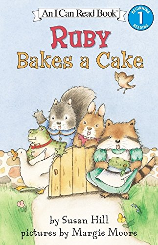 9780060089771: Ruby Bakes a Cake (I Can Read Book 1)