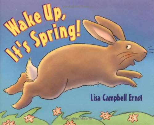 9780060089856: Wake Up, It's Spring!