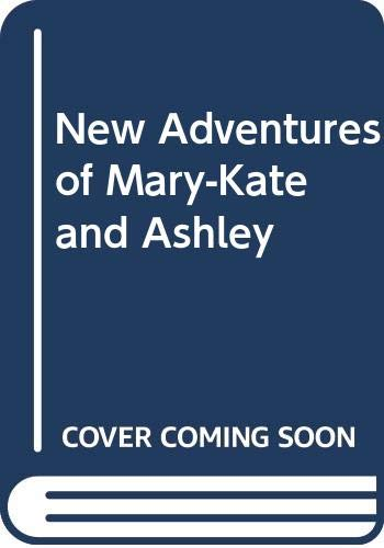 9780060090135: New Adventures of Mary-Kate and Ashley Box w/Friendship Journal