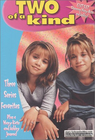 9780060090142: Two of a Kind: The Sleepover Secret/How to Flunk Your First Date/It's a Twin Thing