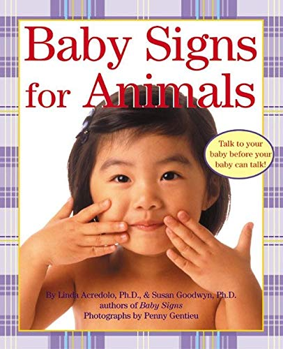 9780060090753: Baby Signs for Animals (Baby Signs (Harperfestival))