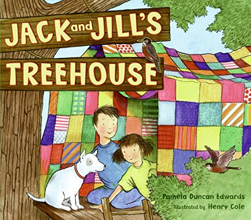 9780060090777: Jack and Jill's Treehouse