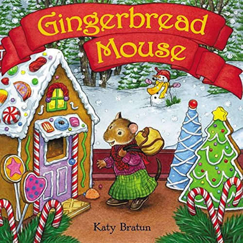 9780060090807: Gingerbread Mouse