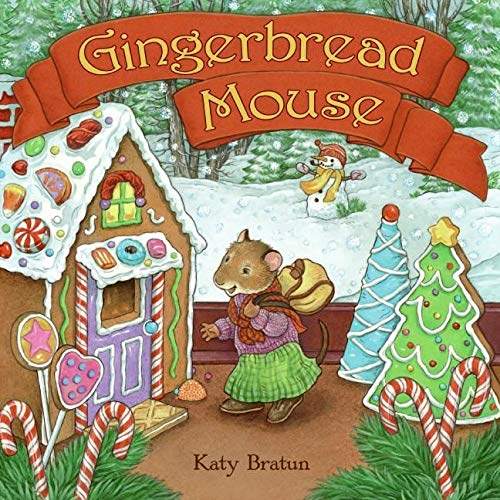 9780060090821: Gingerbread Mouse