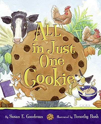 9780060090920: All in Just One Cookie