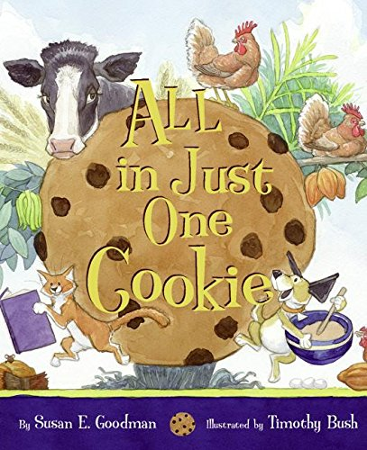9780060090937: All in Just One Cookie