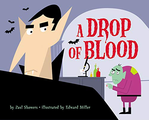 A Drop of Blood (Let's-Read-and-Find-Out Science 2): Showers, Paul