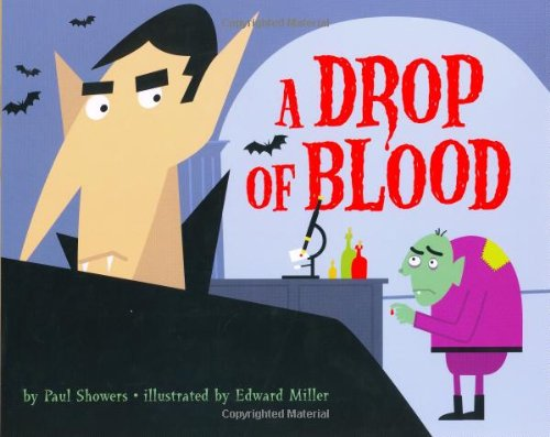 9780060091095: A Drop of Blood (Let's-Read-and-Find-Out Science 2)