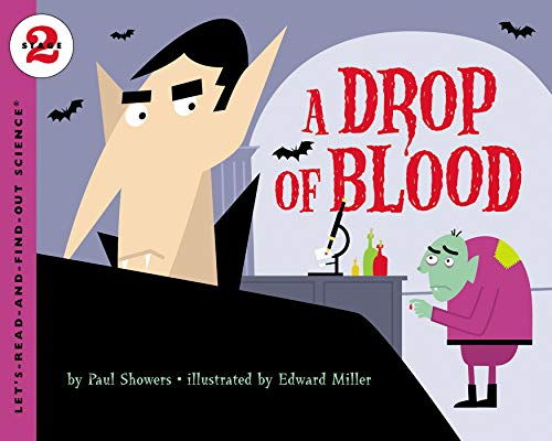 9780060091101: A Drop of Blood (Let's-Read-and-Find-Out Science 2)