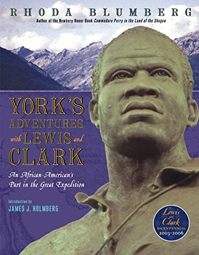 9780060091125: York's Adventures with Lewis and Clark: An African-American's Part in the Great Expedition