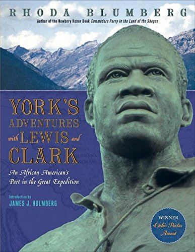 9780060091132: York's Adventures with Lewis and Clark: An African-American's Part in the Great Expedition
