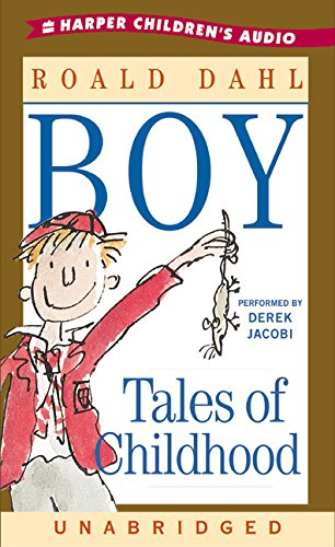 9780060091224: Boy: Tales of Childhood
