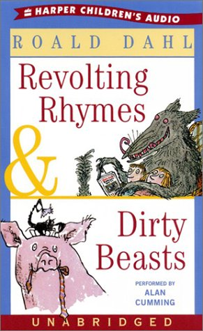 9780060091279: Revolting Rhymes & Dirty Beasts