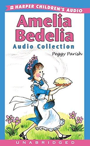 9780060091286: Amelia Bedelia Audio Collection