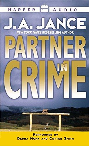 9780060092603: Partner in Crime (Joanna Brady Mysteries, Book 10)