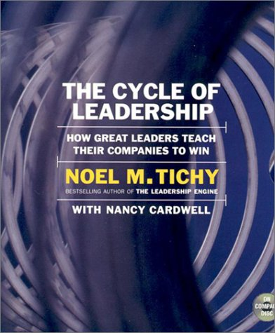 9780060092610: The Cycle of Leadership CD
