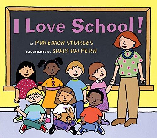 9780060092849: I Love School!