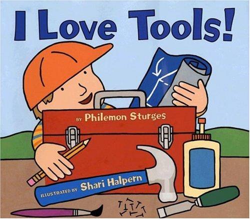 9780060092870: I Love Tools!