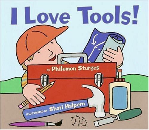 9780060092887: I Love Tools!