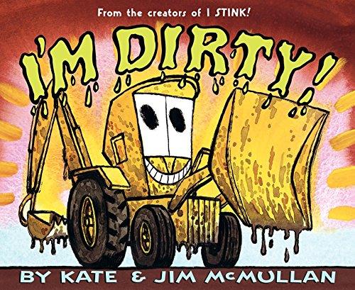9780060092955: I'm Dirty!