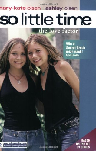 9780060093129: The Love Factor (So Little Time)