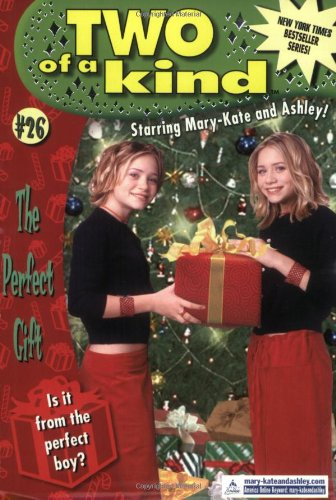 9780060093228: Two of a Kind #26: The Perfect Gift (Two of a Kind (Harper Paperback))