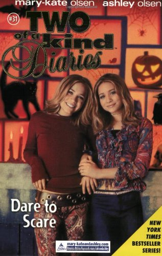 9780060093273: Dare to Scare (Two of a Kind Diaries)