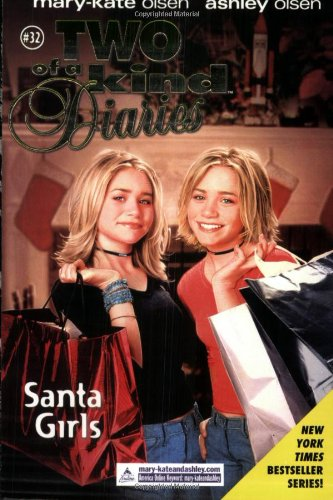 9780060093280: Santa Girls (Two of a Kind)