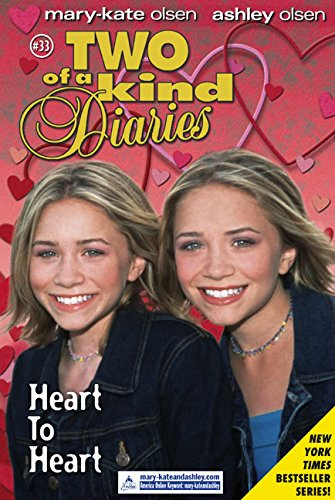 9780060093297: Heart to Heart (Two of a Kind Diaries)