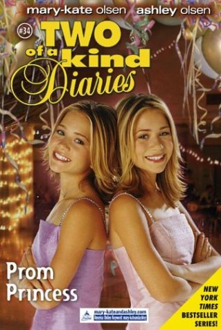 9780060093303: Two of a Kind #34: Prom Princess (Two of a Kind (Harper Paperback))