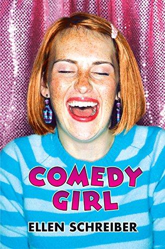 9780060093389: Comedy Girl