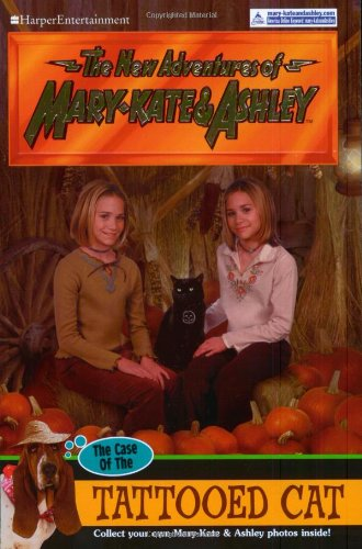 9780060093419: The Case of the Tattooed Cat (New Adventures of Mary-Kate and Ashley)