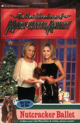 9780060093426: The Case of the Nutcracker Ballet (New Adventures of Mary-Kate and Ashley)
